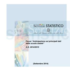 Pubblicati i dati sul sistema scolastico